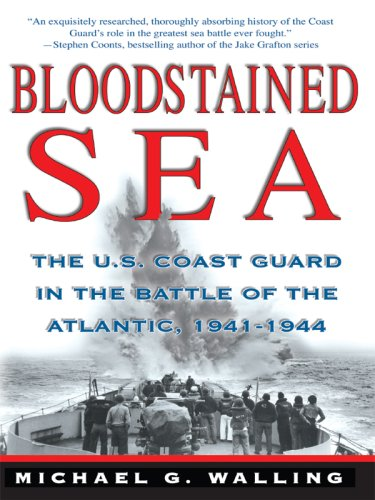 Amazon bloodstained sea the usast guard in the battle of bloodstained sea the usast guard in the battle of the atlantic 1941 fandeluxe Ebook collections