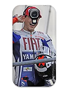 Hot Tpye Jorge Lorenzo Gp Editor Case Cover For Galaxy S4
