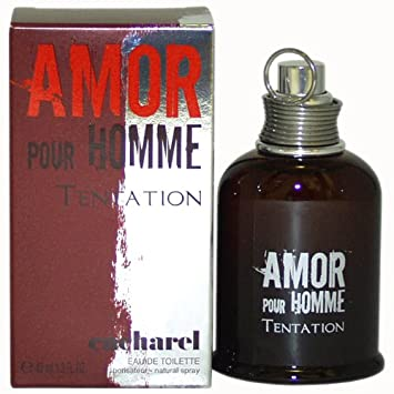 Cacharel Amor Tentation Eau De Toilette For Men 50 Ml With Spray