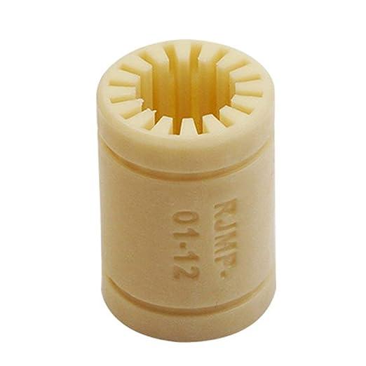 Swiftswan LM12UU - Rodamiento para Impresora 3D (polímero sólido ...