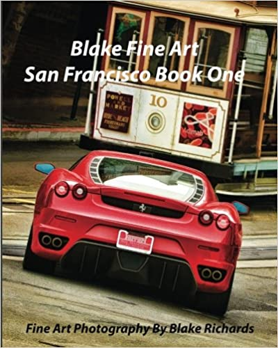 Blake Fine Art San Francisco Book One: 'Blake Fine Art San Francisco Book One' is fine art by photographer Blake Richards. It has over 165 Fine art ... the vision of the Photographer as an artist.
