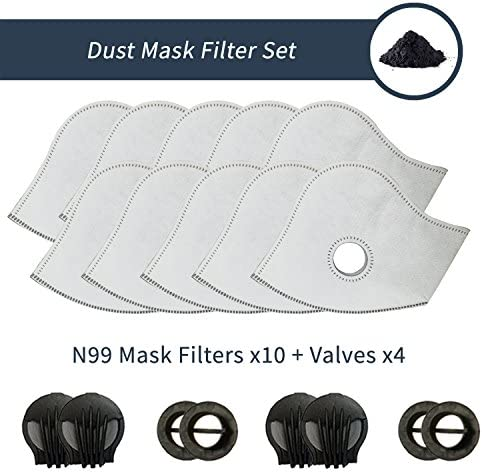 AirShielz Activated Filters Exhaust Replacement product image