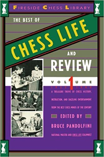 The Best of Chess Life and Review, Volume 1 (Fireside Chess Library) by Bruce Pandolfini (1988-07-15)