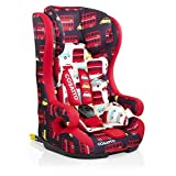 Cosatto Hubbub 123 Isofix Car Seat - Hustle Bustle by Cosatto