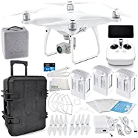 DJI Phantom 4 Advanced+ Quadcopter Travel Case Ultimate Bundle