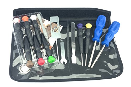 Silverhill Tools ATKU02 Universal Tool Kit for All Nintendo, PlayStation, and Xbox Consoles and Cartridges