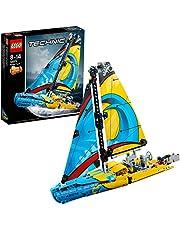 LEGO Technic Racing Yacht 42074 Building Kit (330 Pieces)