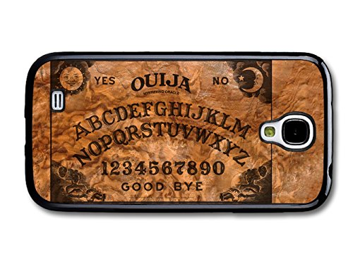 Ouija Board Horror Cool Funny Design On Wood Effect case for Samsung Galaxy S4