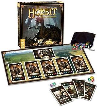 Devir-El Hobbit Oro Encantado Juego de Mesa, Miscelanea (221848 ...