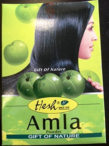 Hesh Pharma Amla Hair Powder 3.5oz powder (Pack of 3)