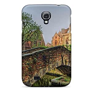 Galaxy S4 Case Cover With Shock Absorbent Protective DmyBLVZ5474wwNDX Case by supermalls