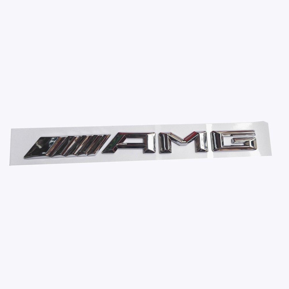 Nouveau Style 3d pour //////AMG Embl/ème ABS Trunk Logo badge D/écoration Cadeau Autocollant
