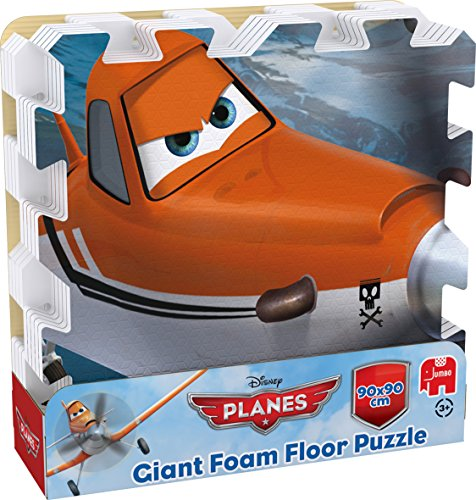 9pc Disney Planes Giant Foam Floor ()