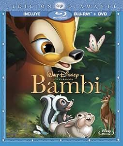 Bambi - Double Play (BD + DVD) [Blu-ray]