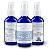 Menopause Essential Oil Spray for Hot Flashes Relief, 100% Natural Aromatherapy Oil Mist – 4.0 oz.