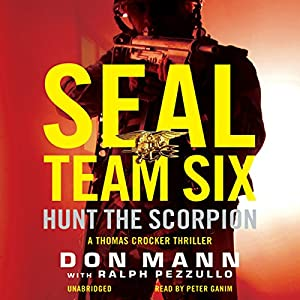 SEAL Team Six: Hunt the Scorpion Audiobook