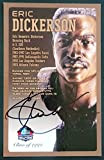 PRO FOOTBALL HALL OF FAME Eric Dickerson Signed
