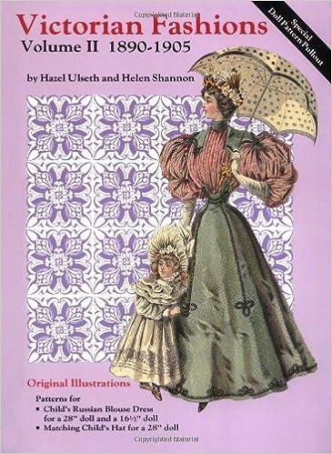 Vtg Doll Pattern Little Girls Costume Hazel Ulseth Helen Shannon 14 16 inch NOS