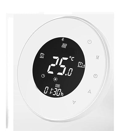 Beca - Termostato de calefacción de caldera de agua o gas de 3 A