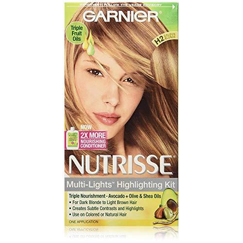 Garnier Nutrisse Haircolor Multi Lights Golden product image