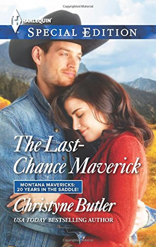 book cover of The Last-Chance Maverick