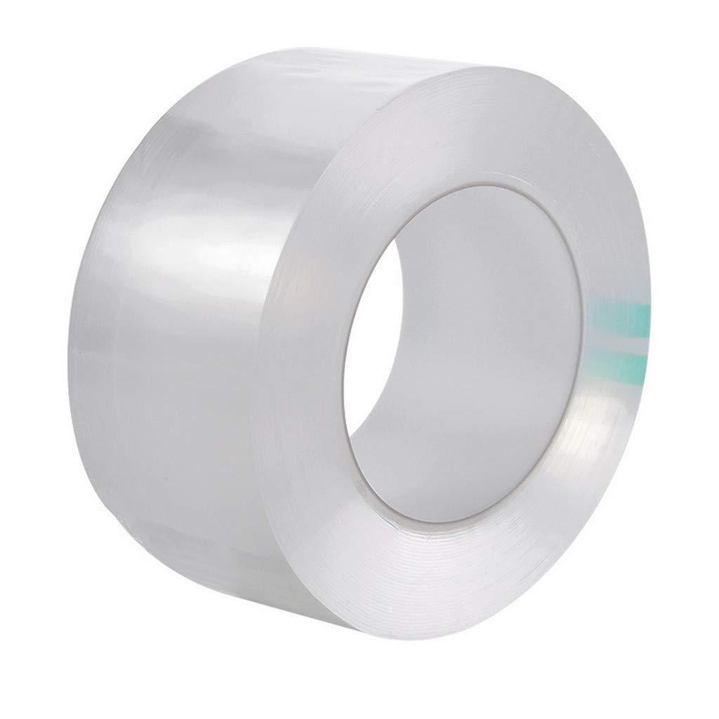 HomeMals Transparent acrylic waterproof mildew self-adhesive tape kitchen sink household self-adhesive pool edge gap waterproof stickers