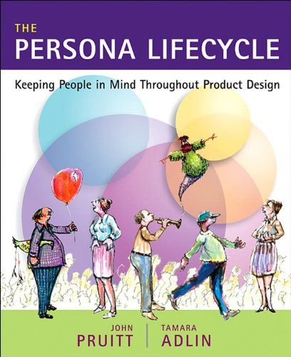 Download The Persona Lifecycle: Keeping People in Mind Throughout Product Design (Interactive Technologies) Pdf
