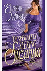 Desperately Seeking Suzanna (Tricks of the Ton Book 2) Kindle Edition