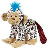 "Webkinz Rockerz Monkey 8.5"" Plush"