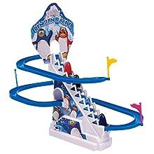 Playful Penguin Race II Toy