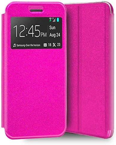 Mb Accesorios, Funda Tapa Libro Rosa Xiaomi Redmi 7A con Cierre ...