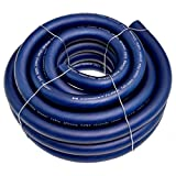 Conext Link 25 FT 2/0 AWG 00 GA Full Gauge Battery Power Cable Ground Wire Frost Blue OFC Copper