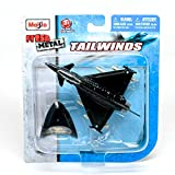 f series helicopter parts - EF-2000 Eurofighter Typhoon Twin-Engine Multirole Fighter Jet * Tailwinds * 2011 Maisto Fresh Metal Series Die-Cast Airplane Collection