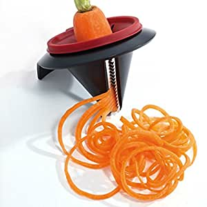 OUMOSI Kitchen Gadgets Vegetable Spiralizer Slicer Tool/ Kitchen Accessories Cooking Tools