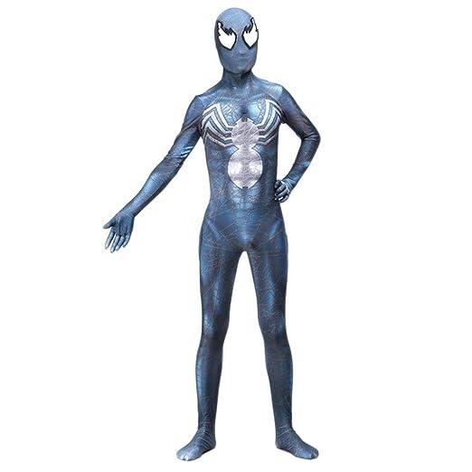 Ropa Venom 3D Impresión Digital Cosplay Siam Todo Incluido Medias ...