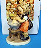 Hummel Figurine Doll Bath [Toy]