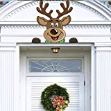 CCINEE Christmas Reindeer Outdoor Decoration with