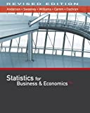 img - for Statistics for Business & Economics, Revised (with XLSTAT Education Edition Printed Access Card) book / textbook / text book