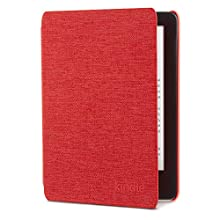 Kindle Fabric Cover - Punch Red (10th Gen - 2019 release only—will not fit Kindle Paperwhite or Kindle Oasis).