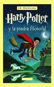 Harry Potter y la piedra filosofal (Libro 1)