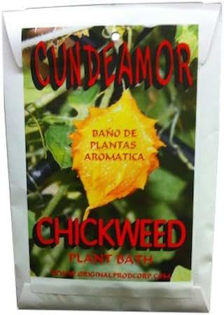 Chickweed (Cundiamor) Herb Bath