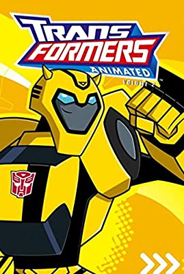 Transformers Animated Volume 2 (v. 2)