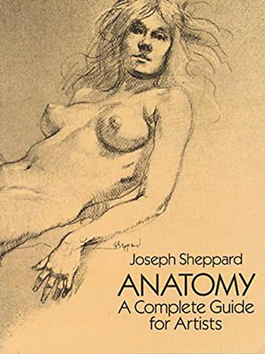 Anatomy a complete guide for artists dover anatomy for artists anatomy a complete guide for artists dover anatomy for artists by sheppard fandeluxe Gallery