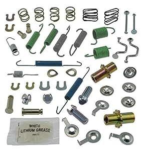carlson 17394 drum brake hardware kit automotive. Black Bedroom Furniture Sets. Home Design Ideas