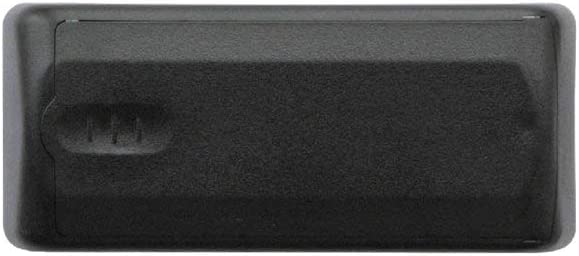 Magnetic Key Holder, 1-2 Key Capacity, Black-New
