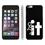 Mobiflare, Slim Clip-on Phone Case, for [iPhone 6 PLUS [5.5-inch]] - F*ck It
