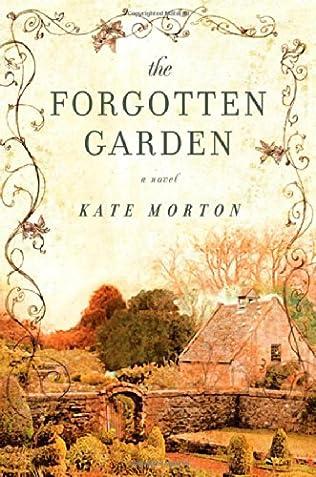 book cover of The Forgotten Garden
