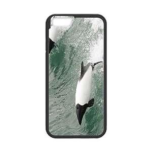 Case Cover For LG G3 Panda Dolphin Hard Case Cover For LG G3 (Black)