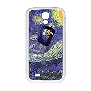Doctor Who unique pattern Cell Phone Case for Samsung Galaxy S4