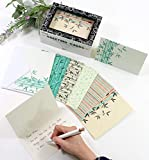 Blank Greeting Cards, 4x6 Blank Note Cards, Blank